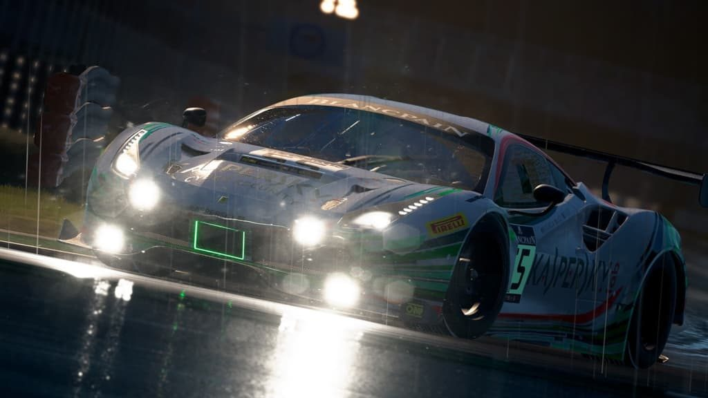 Assetto Corsa Competizione Full free for PC