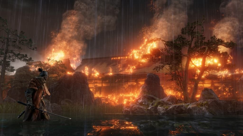 Sekiro Shadows Die Twice torrent for pc