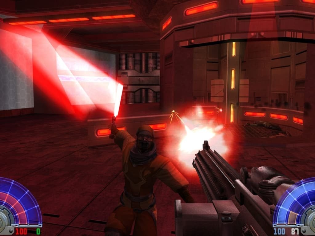 Star Wars Jedi Knight Jedi Academy download