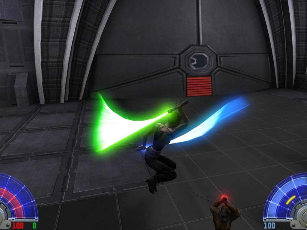 Star Wars Jedi Knight Jedi Academy torrent