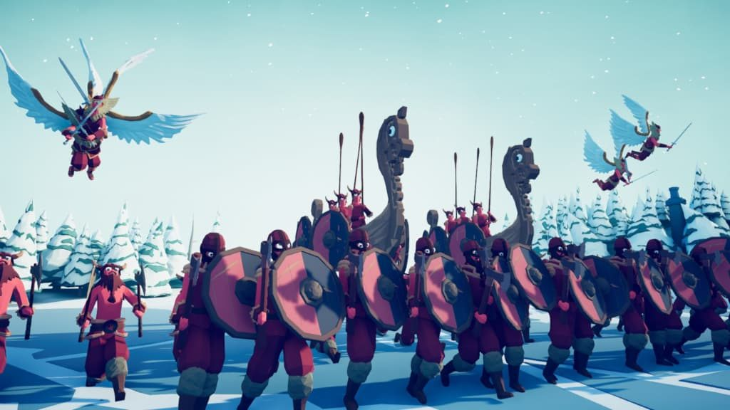 Totally Accurate Battle Simulator game download