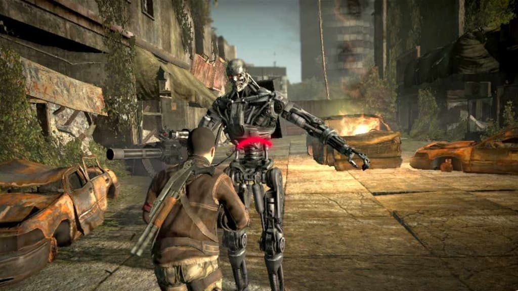 Terminator Salvation Download