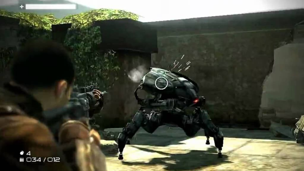 Terminator Salvation game download