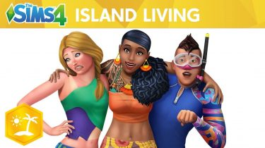 The Sims 4 Deluxe Edition Island Living ALL DLCS
