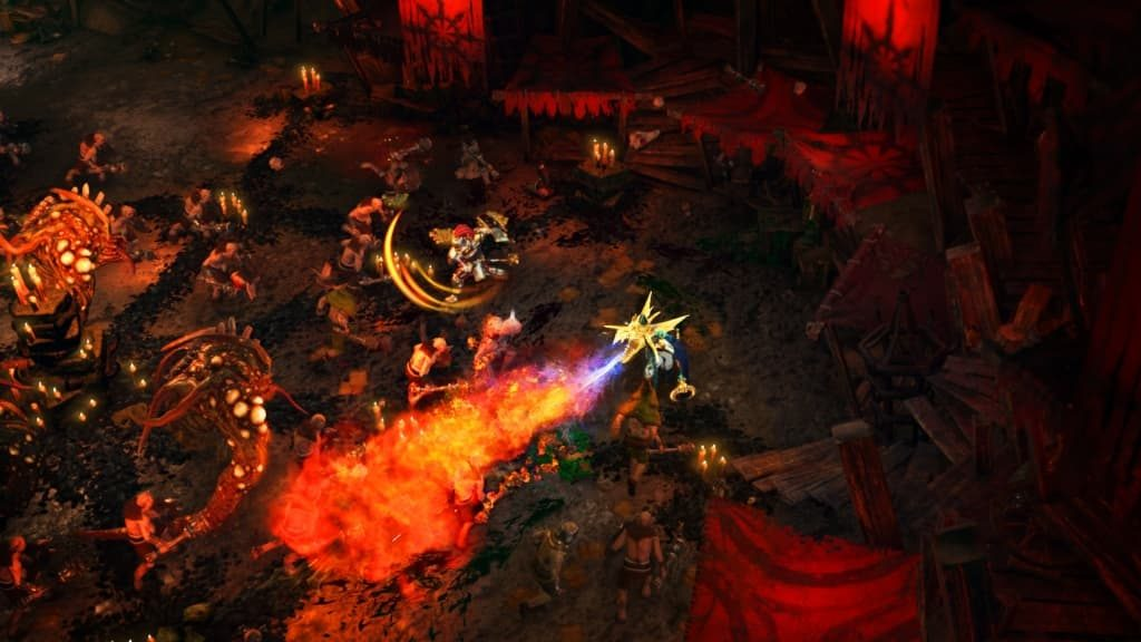 Warhammer Chaosbane PC Game free
