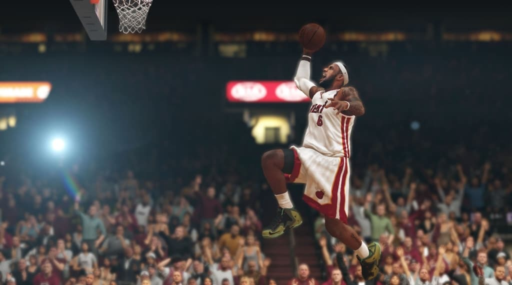 NBA 2k14 Crack