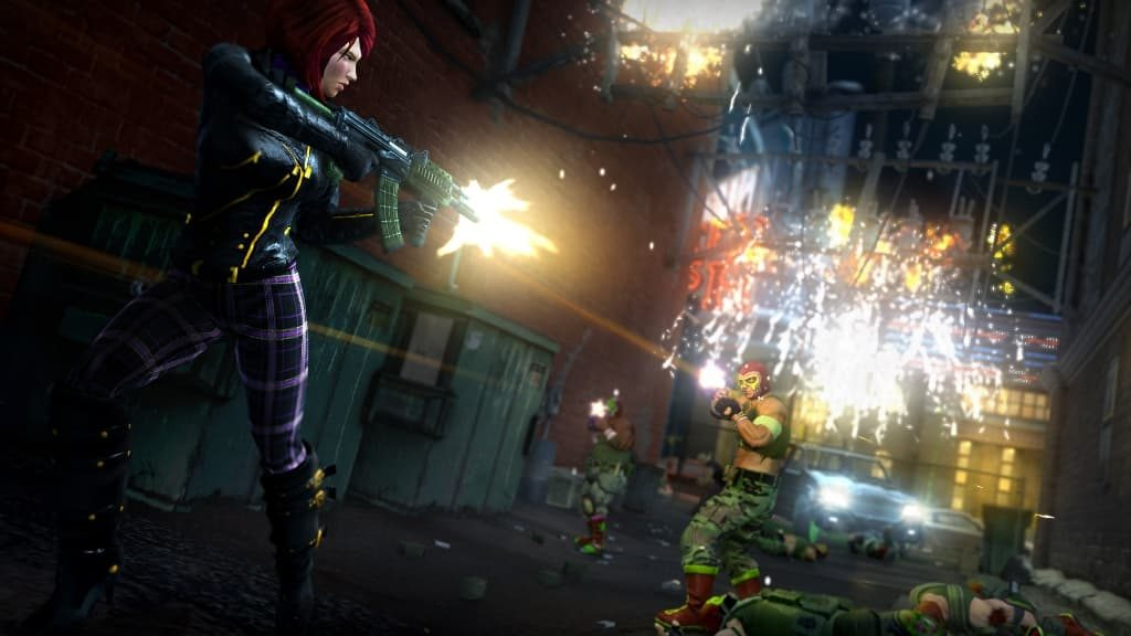 Saints Row The Third PC Download