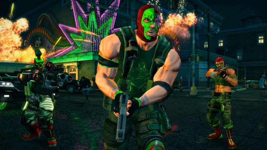 Saints Row The Third download