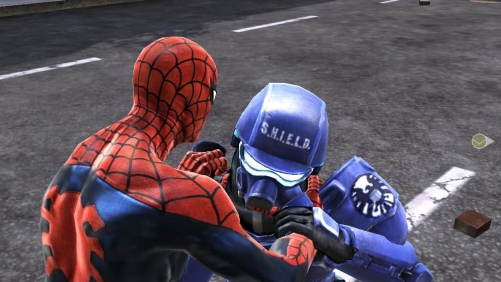 Spider Man Web of Shadows download