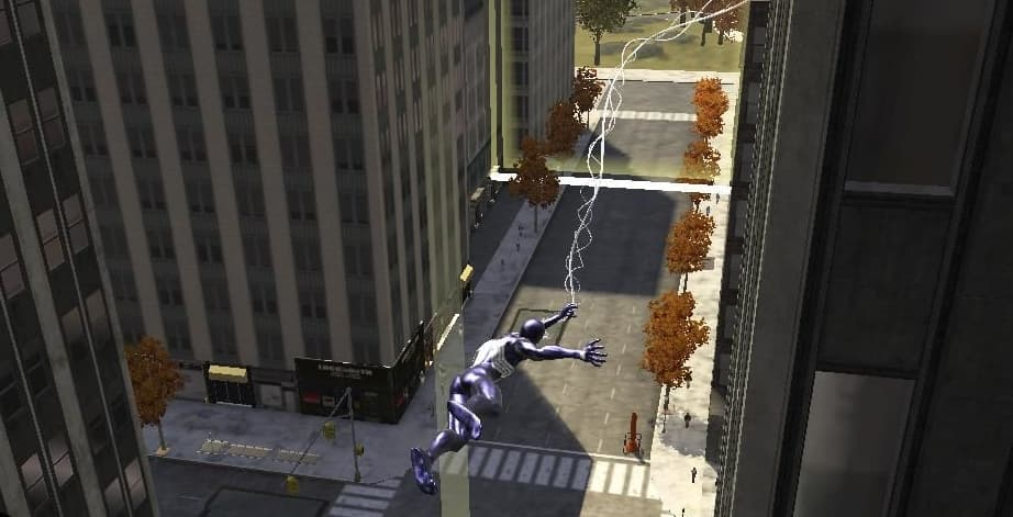 Spider Man Web of Shadows torrent