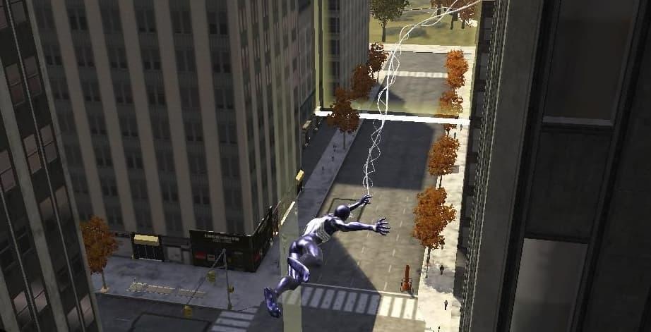 Spider Man Web of Shadows torrent