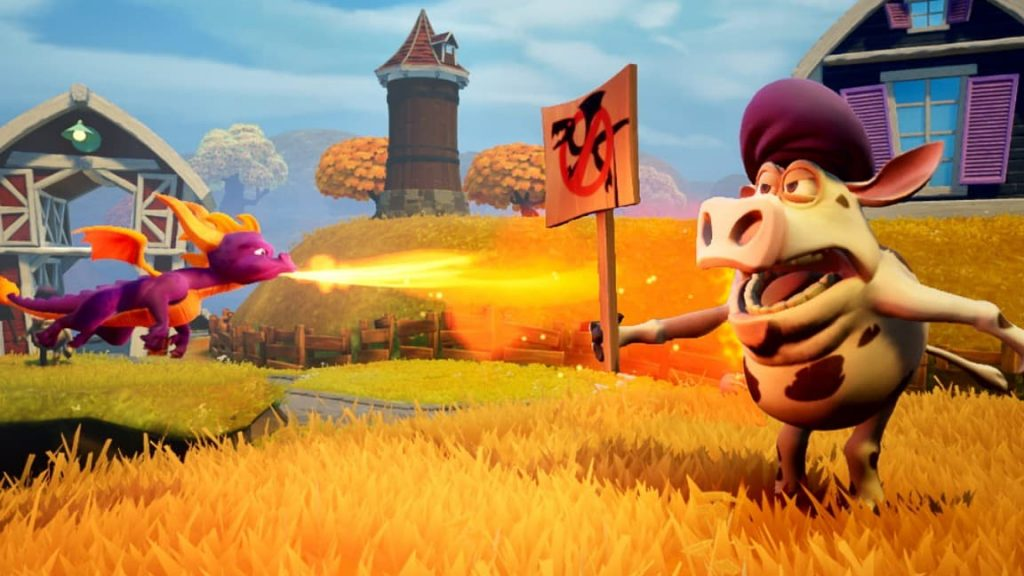 Spyro Reignited Trilogy Torrent download