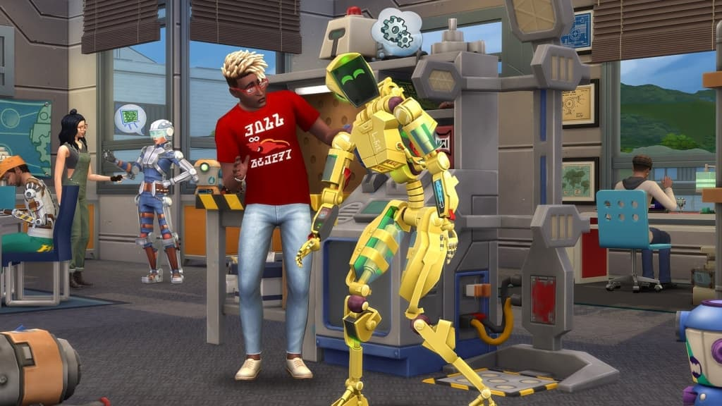The Sims 4 Discover University crack torrent