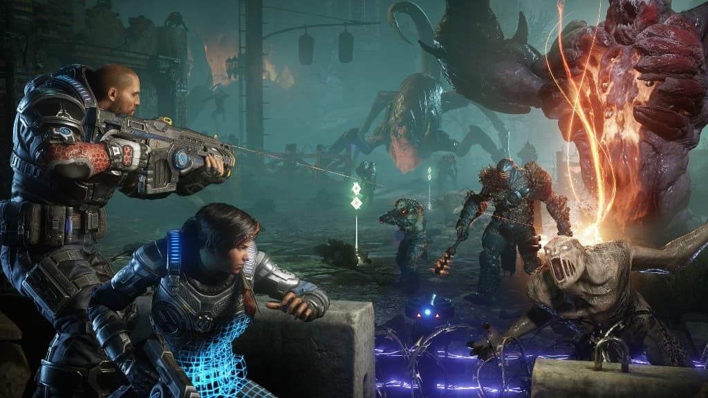 gears 5 free for PC