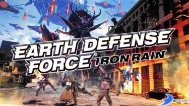 EARTH DEFENSE FORCE IRON RAIN Free Download