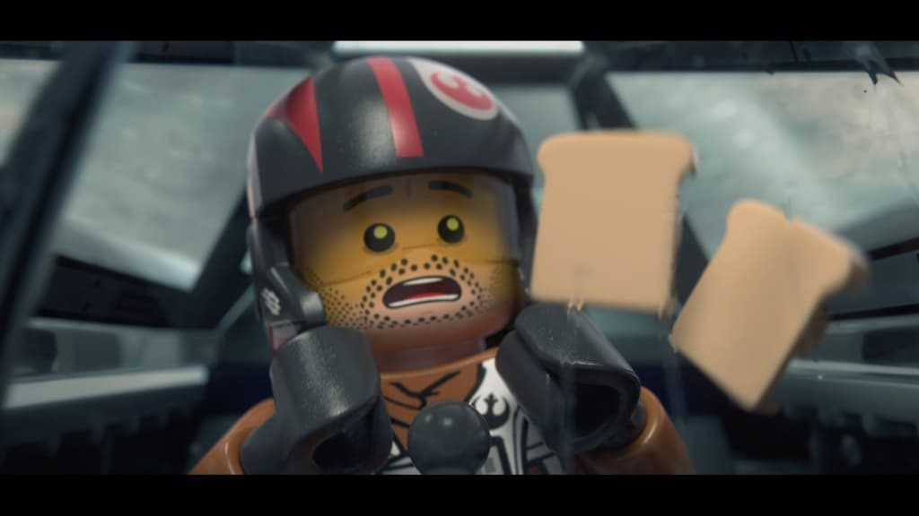 LEGO STAR WARS The Force Awakens torrent
