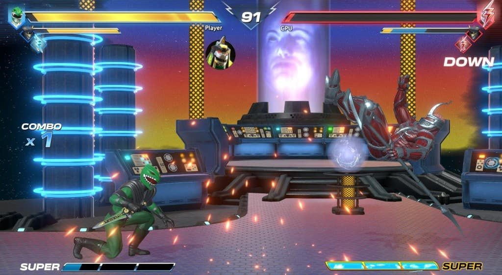 Power Rangers Battle for the Grid Download