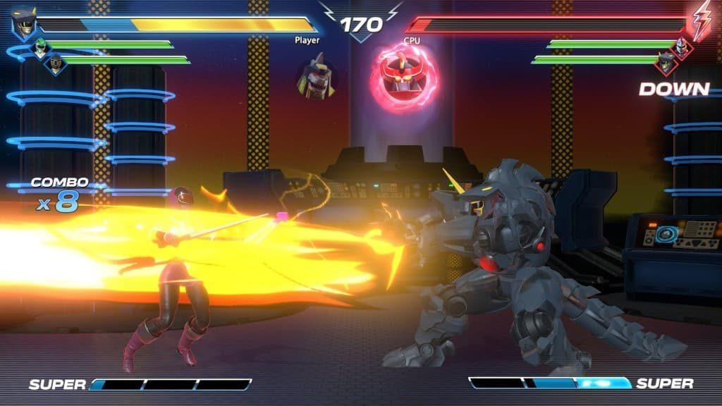 Power Rangers Battle for the Grid torrent