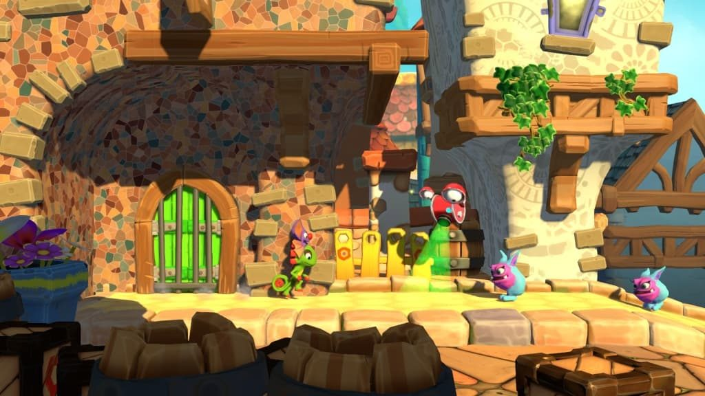 Yooka-Laylee and the Impossible Lair Game Download