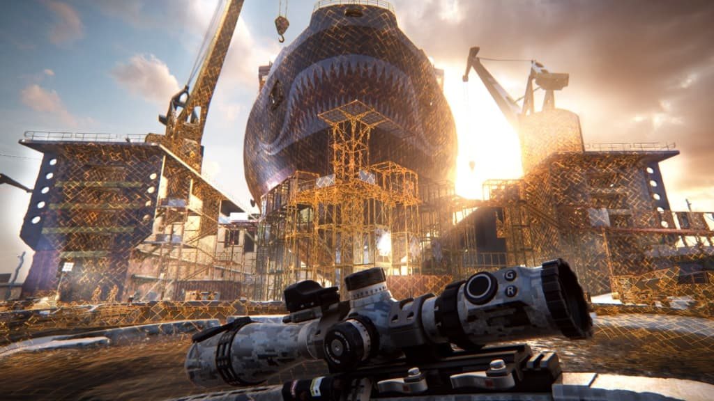 Sniper Ghost Warrior Contracts Crack