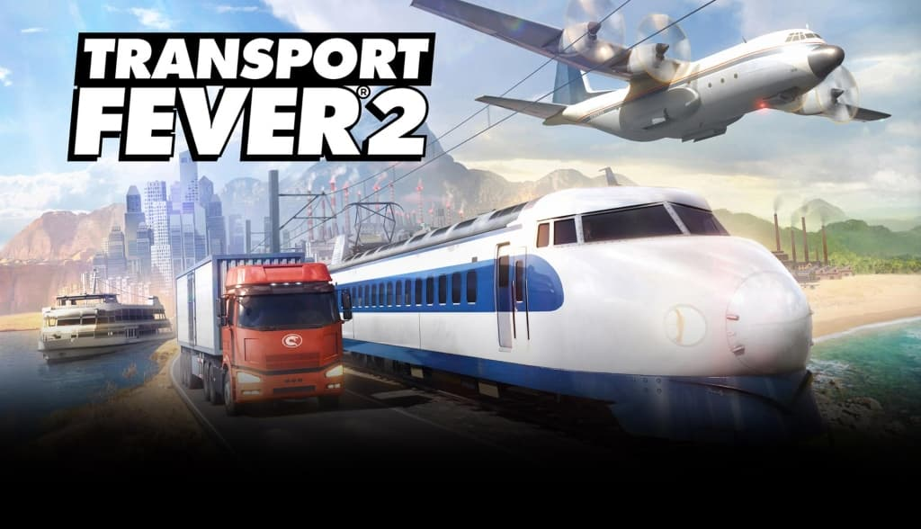 Transport Fever 2 free download