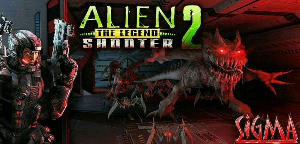 Alien Shooter 2 The Legend Free Download