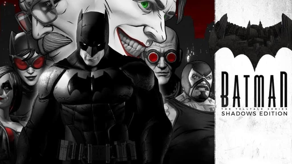 Batman The Telltale Series Shadows Edition Free Download