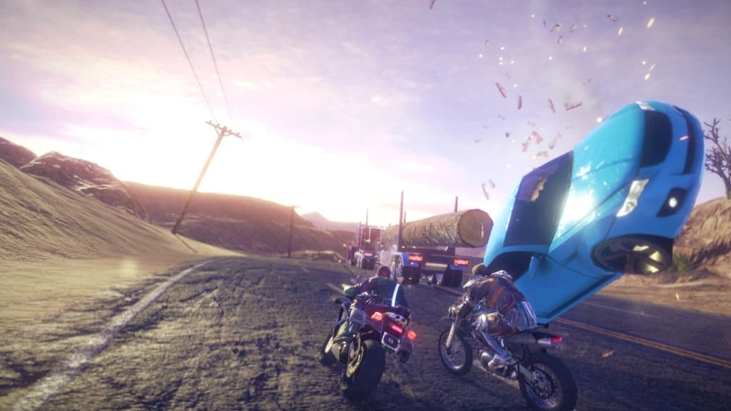 Road Redemption PC Game Torrent