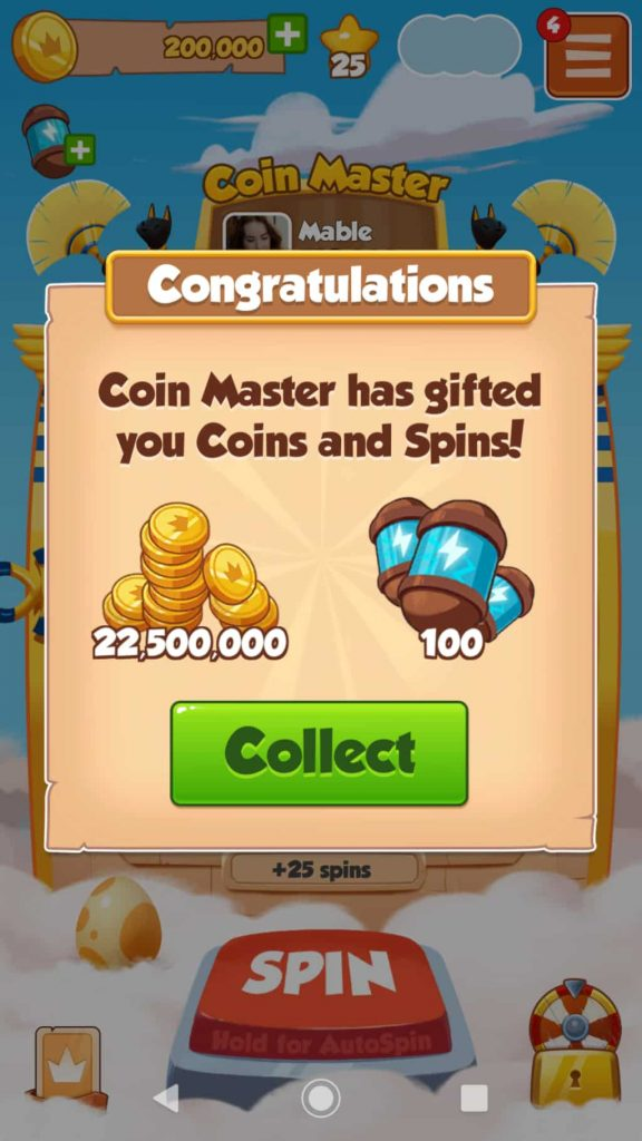 Coin Master Gifts